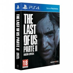 THE-LAST-OF-US-PARTE-II-PS4-EDICIoN-ESPECIAL-JUEGO-F-SICO-PARA-PLAYSTATION-4