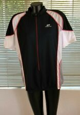 SALE Bellwether Sedona Cycling Jersey Mens Large L LG Short Sleeve Dark Blue