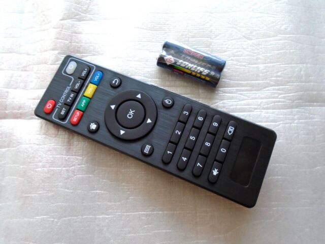 Remote Control Replacement for Original MXQ MX MXQ Pro T95M T95N Android TV  Box