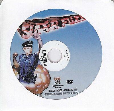 Super Fuzz (DVD, 2007) No Cover