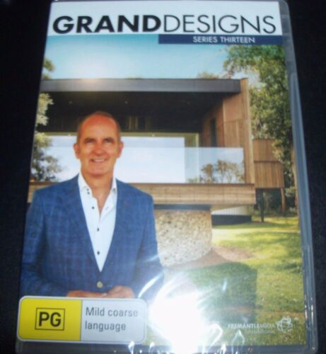 1 of 1 - Grand Designs Series Thirteen 13 (Australia Region 4) DVD – New