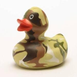 Canard De Bain Camouflage Canard De Plastique