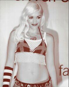 Plakat Foto Sepia Gwen Stefani No Doubt - 35 X 28 CM