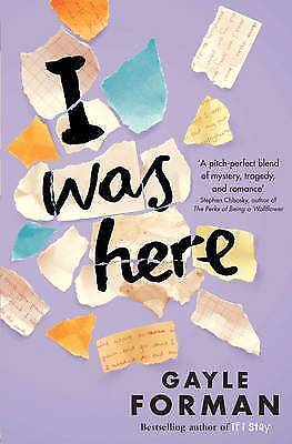 I Was Here, Forman, Gayle , Good | Fast Delivery