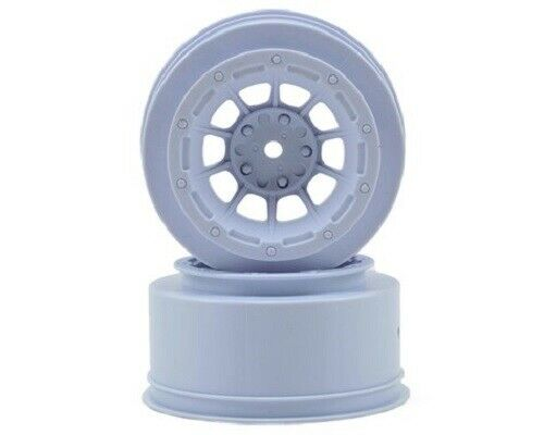 JCO3350W  Hazard Slash 2WD Front Wheel White 2