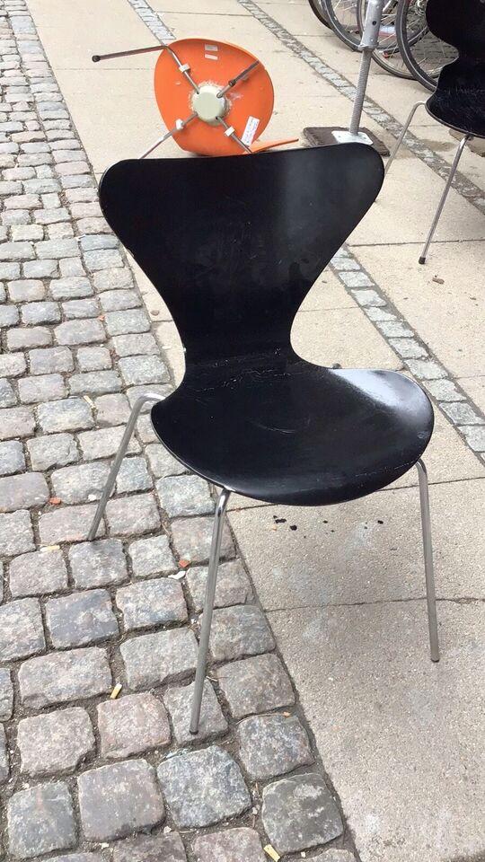 Kontorstol, 7 er stol Arne Jacobsen