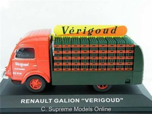 RENAULT GALION TRUCK MODEL VERIGOUD DRINKS 1//43RD SCALE PACKAGED ISSUE K8967Q~#~