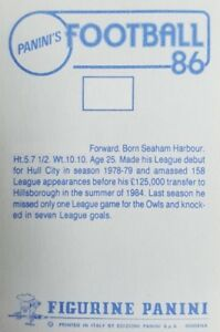 445 West Bromwich Albione TEAM Group PANINI FOOTBALL 87 Adesivo No