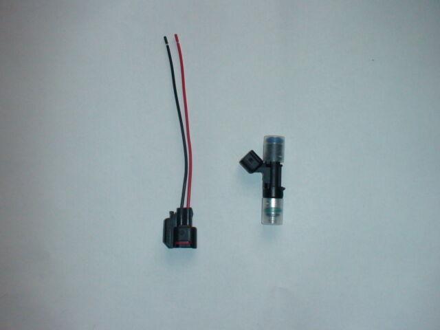Original Bosch EV14 60lb 630cc 60 # Combustible Inyector con Cables Coleta