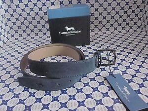 in magazzino così economico vendite calde Cintura HARMONT & BLAINE Impunture / In Crosta - Nero - Blu Navy ...