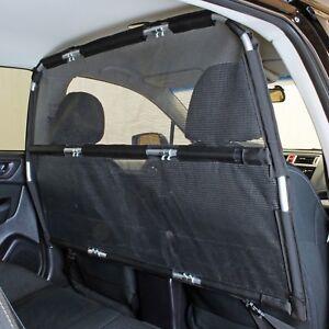 Bushwhacker-Dog-Barrier-For-Vehicle-Pet-Fence-Divider-Restraint-SUV-Car-Truck