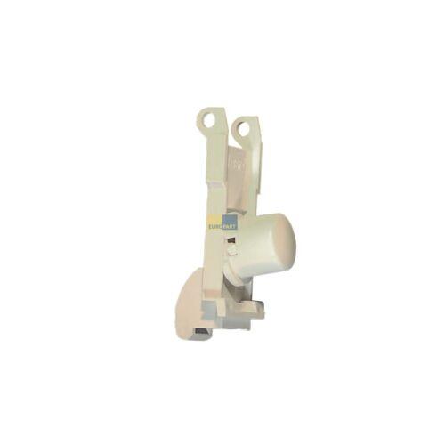 Original de touche avec boutons bascule Blanc Machine à laver Bosch siemens 168318
