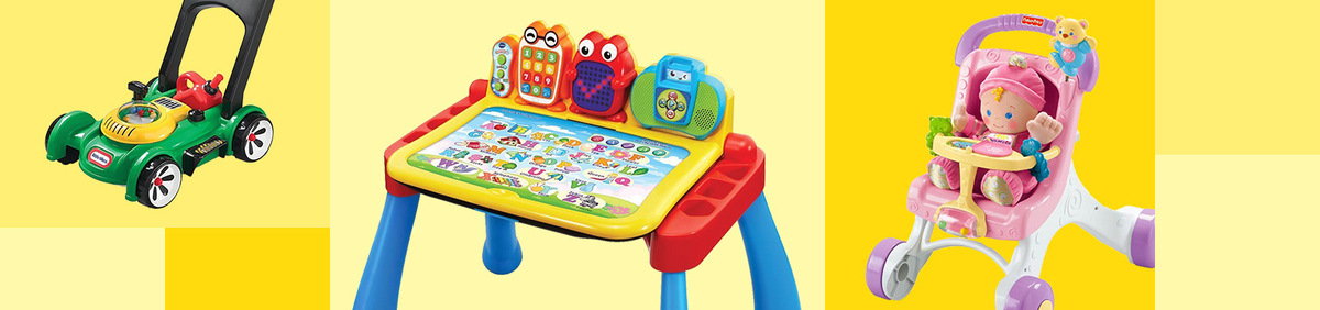 Shop Event Little Kids, Big Imaginations Free Shipping Up to 25% off preschool toys and more