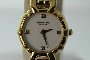Image is loading RAYMOND-WEIL-GENEVE-GOLD-PLATED-WOMEN-WATCH-MODEL- e050d52ee0