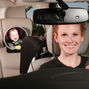 Diono-Easy-View-Mirror-Rear-Facing-Car-Seat-Infant-Baby-Child-Safety-Visor-360