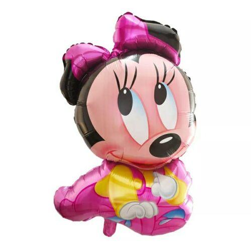 Large Baby Minnie Mouse Children/'s Birthday SuperShape 84cm Balloon