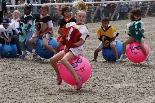 WALIKI TOYS Hopper Ball For Adults Kids Hippity Hop Ball Hopping Ball Bouncy Fit