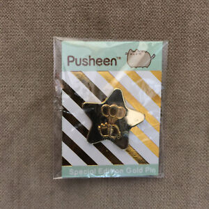 Pusheen Exclusive Subscription Box Spring 2018 Photo Clips