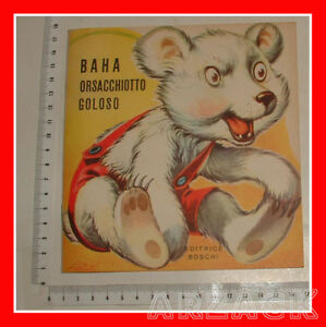 BAHA-ORSACCHIOTTO-GOLOSO-Collana-Animali-9-BOSCHI-libro-illustrato