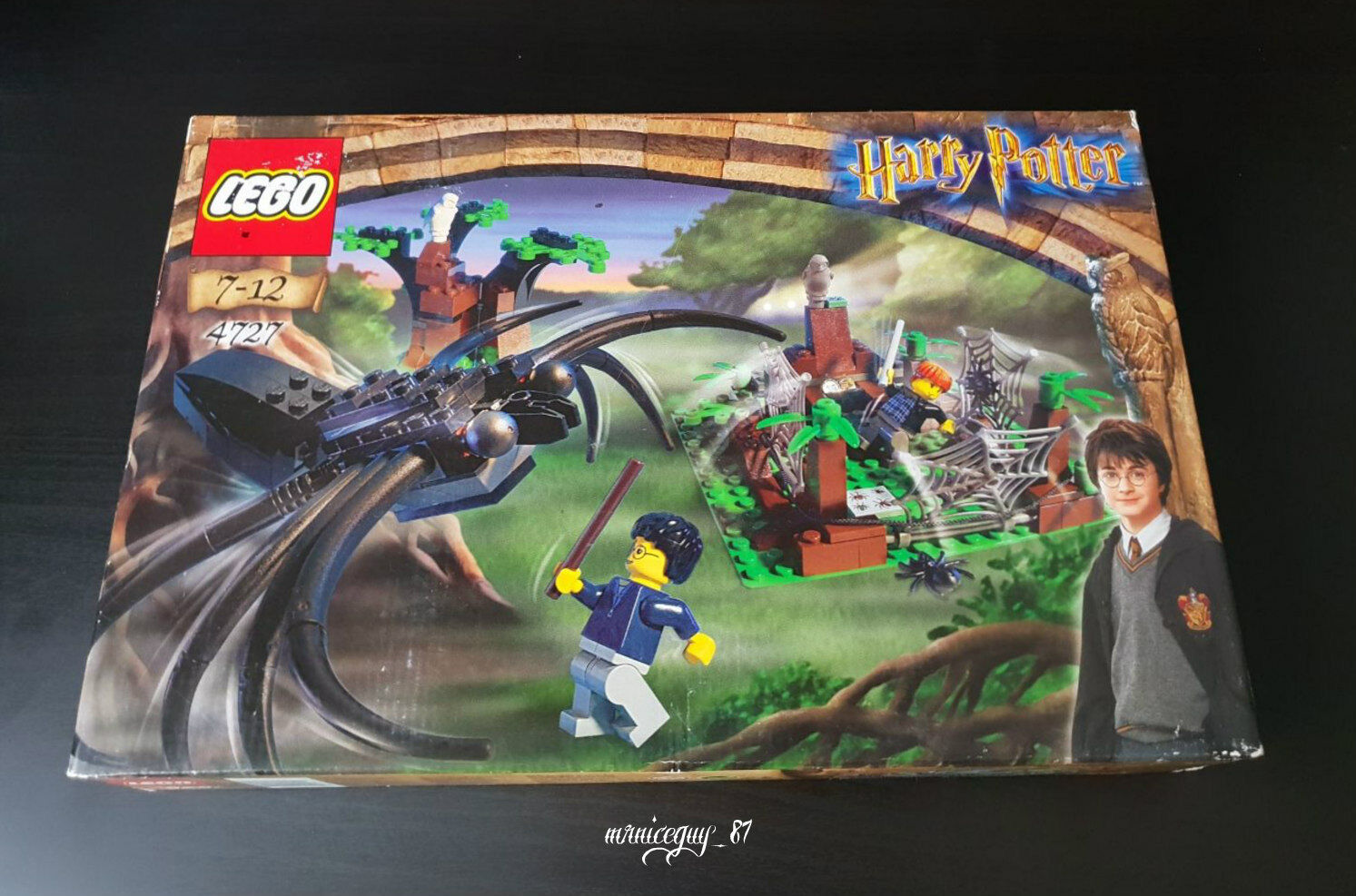 Lego Harry Potter 4727 - Aragog In The Dark Forest. NEW SEALED
