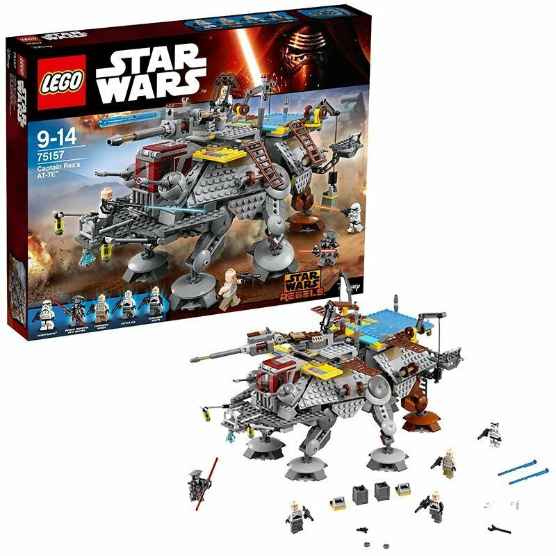 LEGO Star Wars™ 75157 L'AT-TE™ du Capitaine Rex