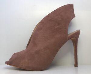 High Toe Nude Kurt Heels Suede Eu Peep Womens Geiger 41 Cqxw6TZ