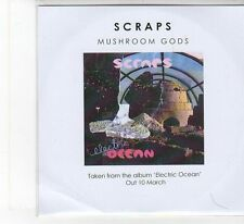 (FB375) Scraps, Mushroom Gods - 2013 DJ CD
