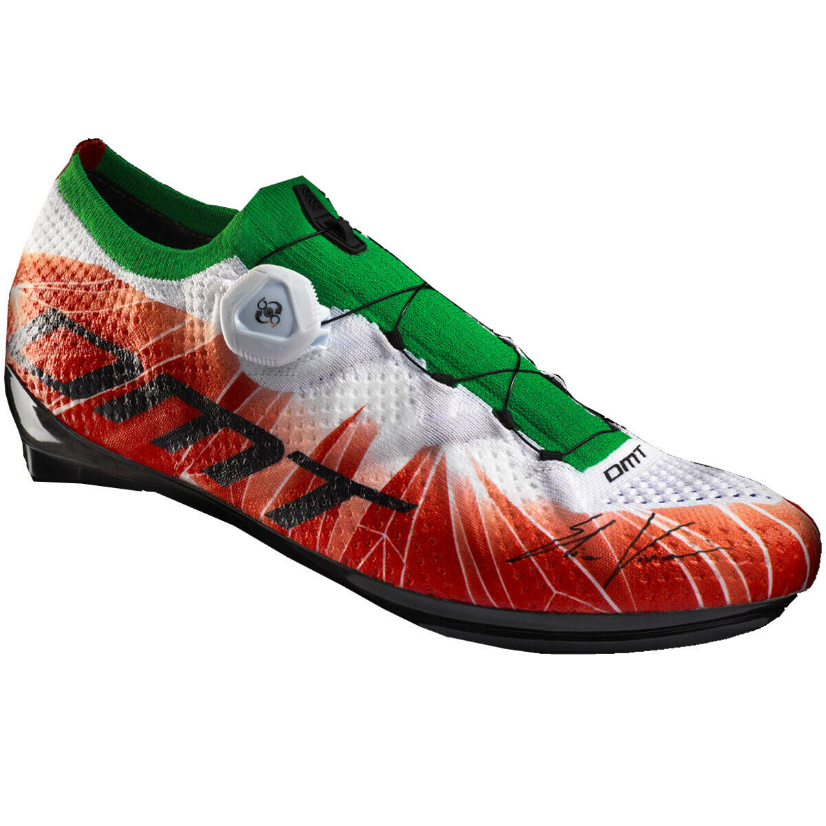 shoes CICLISMO DMT KR1 ITALIAN CHAMPION LIMITED EDITION taglia 42