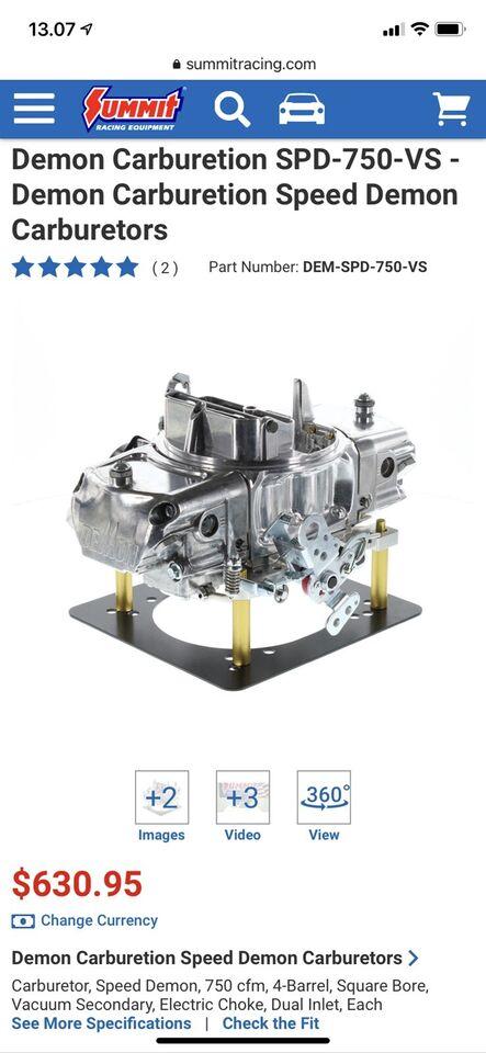 Karburator