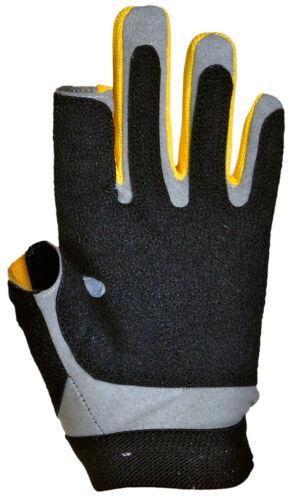 Bootsport Handschuhe Dry Fashion Protection Segelhandschuhe 2 Finger frei Wassersport Regatta Gloves