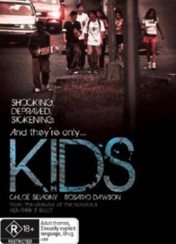 1 of 1 - Kids (DVD, 2008)