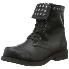 Womens Girls Rocket Dog Thyme Casual Ankle Boots Black Brown Grey New Size UK