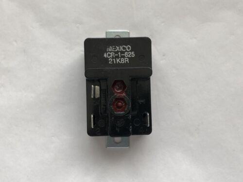2.54A // 2.1A KLIXON 4CR Series Relay 4CR-1-625 21K8R