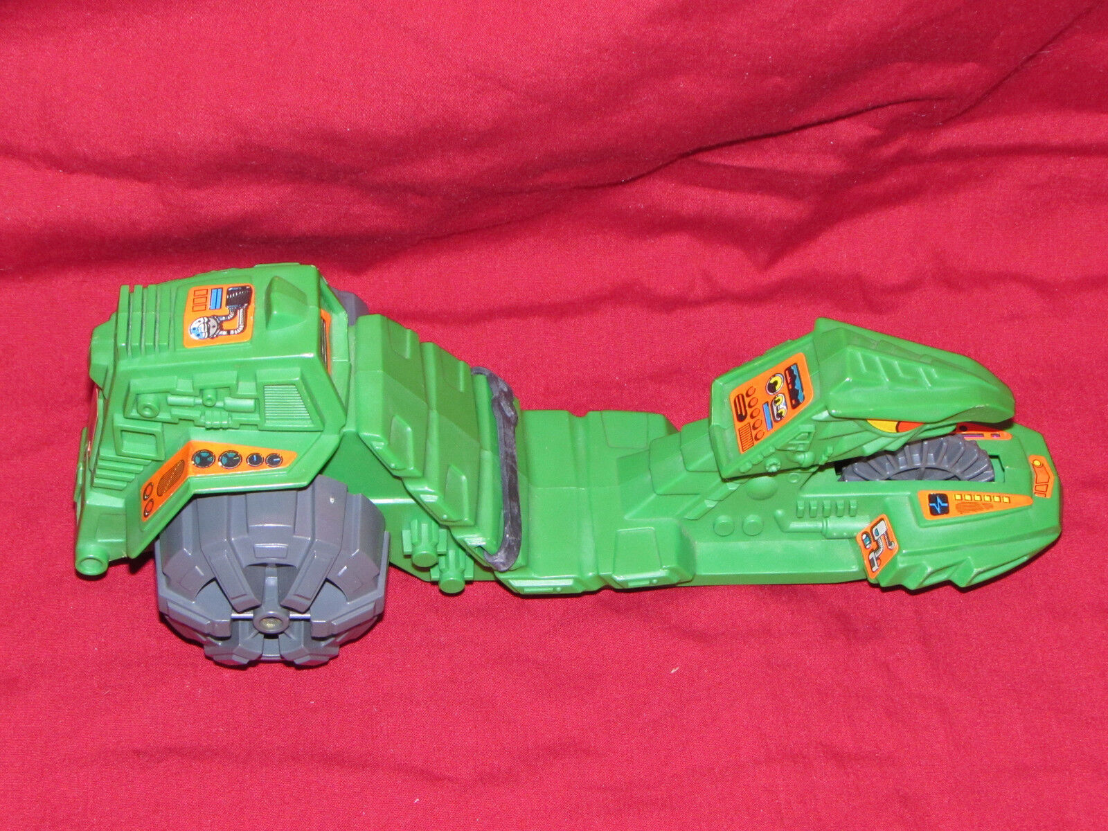 Road Ripper Vintage Masters of the Universe Action Vehicle Excellent Condition