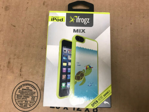 CHOOSE DESIGN iFrogz Mix Case for apple iPod 5th 6th Generation gen