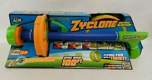 Zyclone-Zing-Ring-Blaster-Outdoor-Sports-Game-by-Zing-Air-Ages-6-NEW