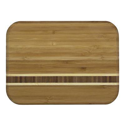 Totally Bamboo - Barbados Cutting Board - 9 x 6-1/2 x 3/4 in