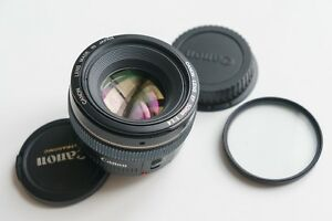 Objectif Canon EF-50mm F/1,4 USM
