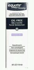 EQUATE Oil- Ultra-gentle Facial Moisturizer 4 FL Oz