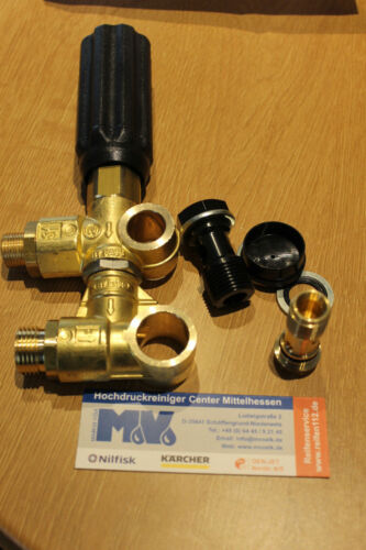 Circulation valve Annovi Reverberi FW unloder gymatic 250 Bar