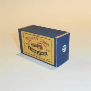 Matchbox-Lesney-51-a-Albion-Cement-Truck-empty-Repro-B-style-Box
