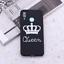 thumbnail 16 - King Queen Crown Luxury Couple case for Xiaomi Mi Redmi Note 7 8 9 lite Pro Plus