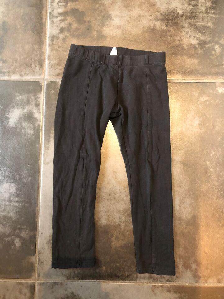 Leggings, sorte bukser, H&M – dba.dk – Køb og Salg af Nyt og