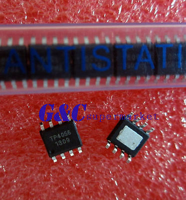 10PCS TP4056 SOP-8 TP Chips For Battery Charging Board Charger Modul S1