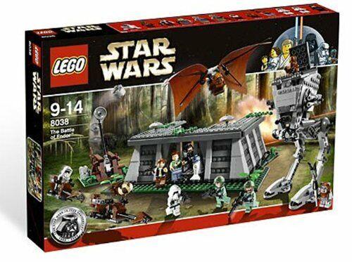 LEGO estrella guerras 8038  the Battle of Endor lotta per Endor-NUOVO & OVP & MISB  marchi di moda