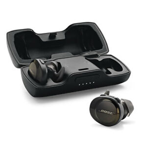 Bose-SoundSport-WIRELESS-Free-headphones-Bluetooth-NFC-Black-INCLUDES-CASE