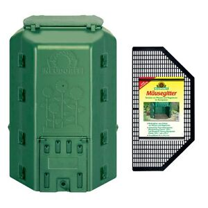 Neudorff-Termocompostad-Duotherm-530-litros-ratones-rejilla-Thermo-compostador