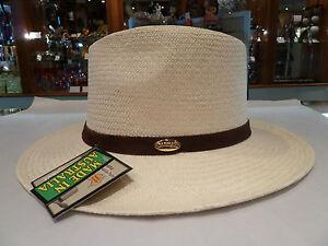 FREE POST XL L Size S Made of  Ecuador palm PANAMA Australian made hat M