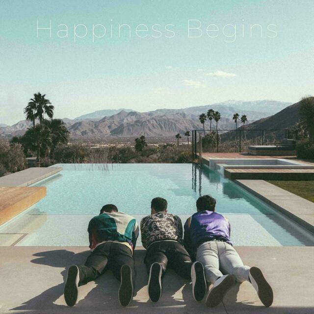 JONAS BROTHERS * HAPPINESS BEGINS (2019, Cd) NEW