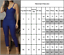Women-039-s-Strappy-Clubwear-Summer-Playsuit-Bodycon-Party-Jumpsuit-Romper-Trousers thumbnail 3